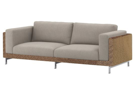 Finally the perfect sofa just for cat owners iheartcats - Sofas para gatos ...
