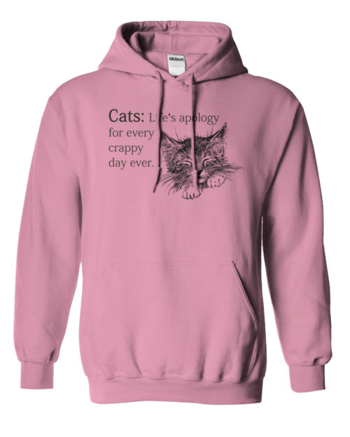 Every Crappy Day Hoodie