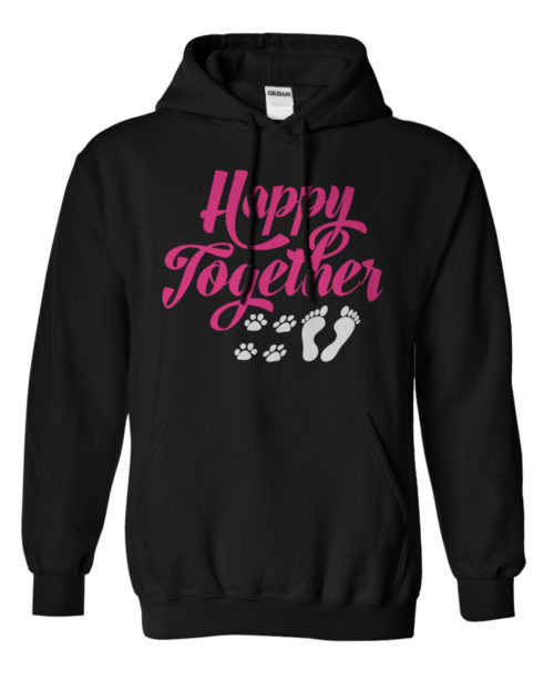 Happy Together Hoodie 1