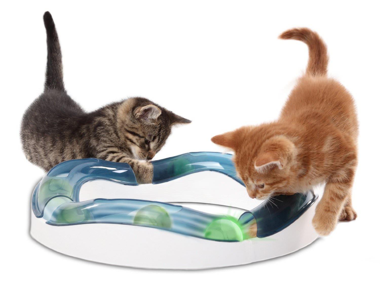 Battery Cat Toys 120