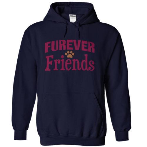 Furever Friends – Light Version Hoodie