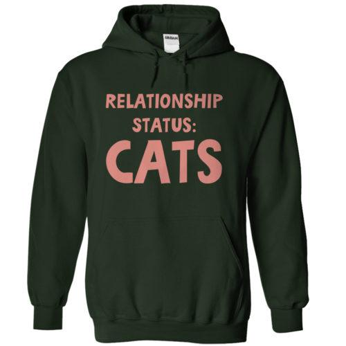 Relationship Status – Dark Version Hoodie