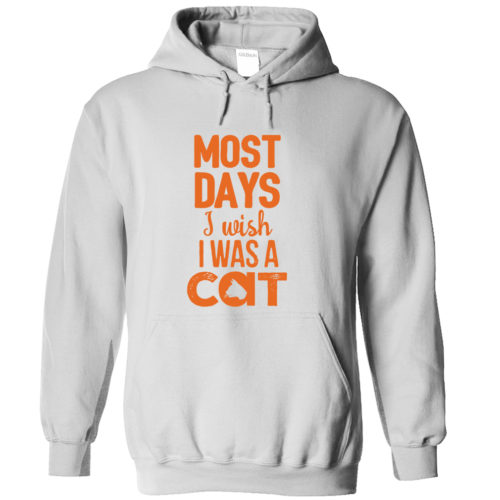 Most Days Hoodie – Light Version