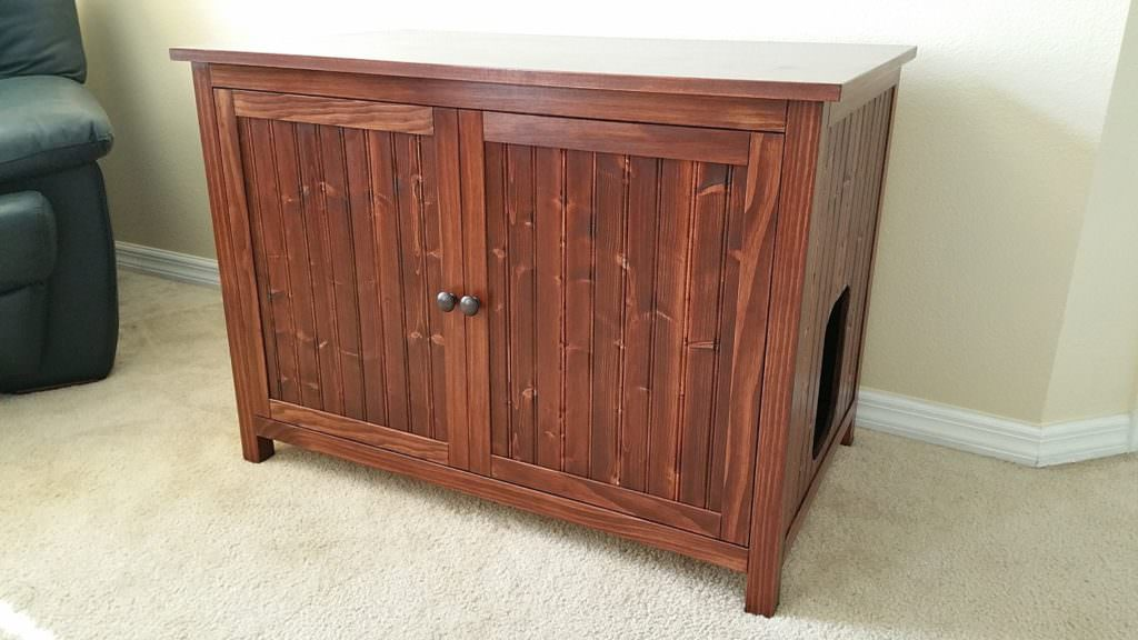cheap litter box furniture