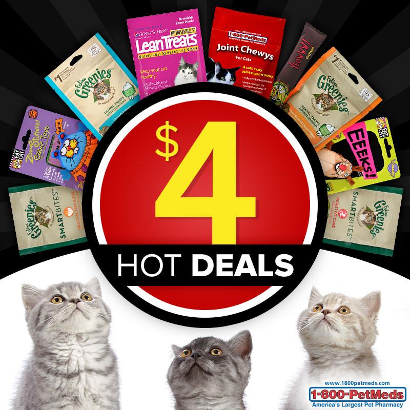 c6 PetMeds Black Friday deals- cat