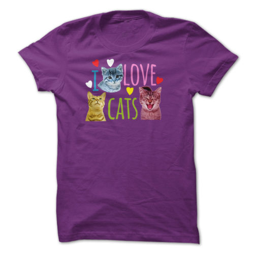 ILoveCats-purple