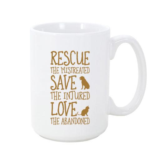 Rescue Them Mug