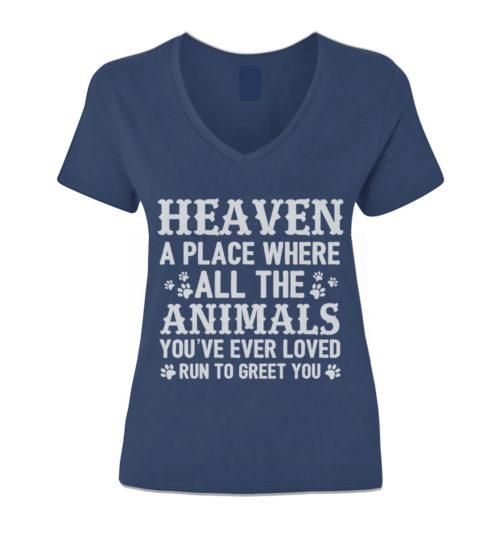 Heaven V-Neck