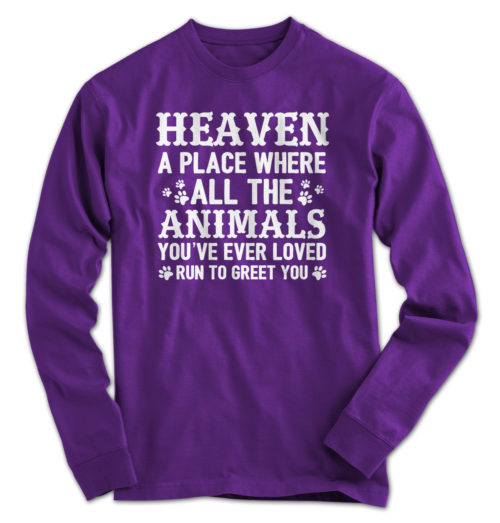 Heaven Long Sleeve