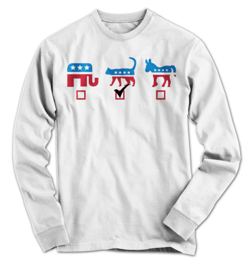 My Vote Long Sleeve