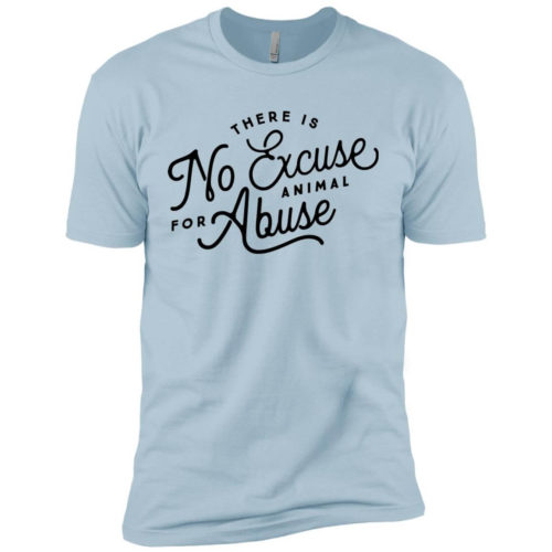 No Excuse For Abuse Premium Tee