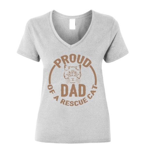 Proud Dad V-Neck