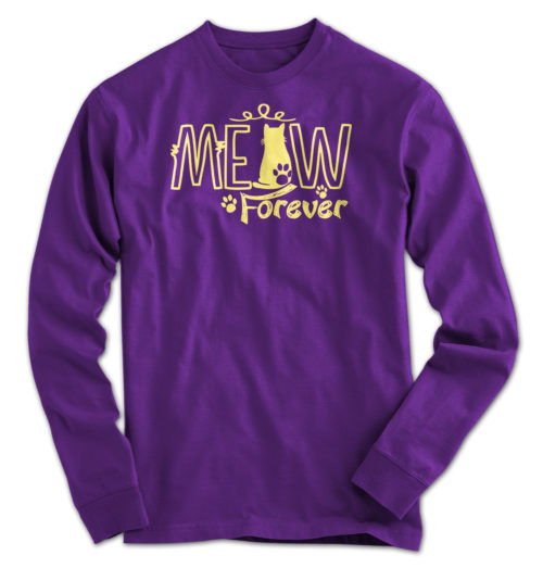 Meow Forever Long Sleeve