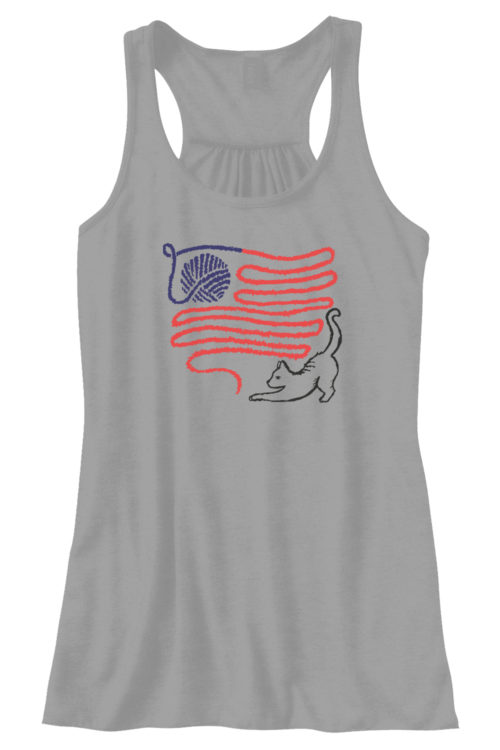 Yarn Ball USA Bella Fashion Tank