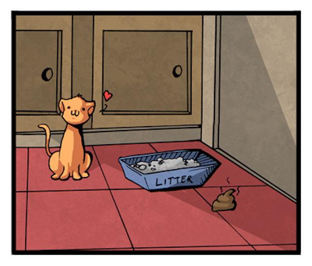 C Adventures of an annoying cat 2