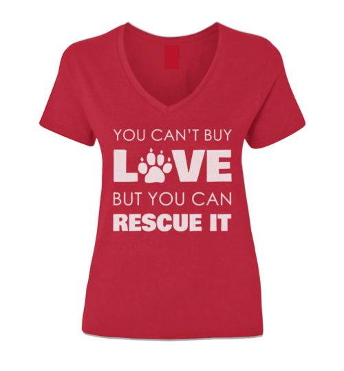 Rescue Love V-Neck