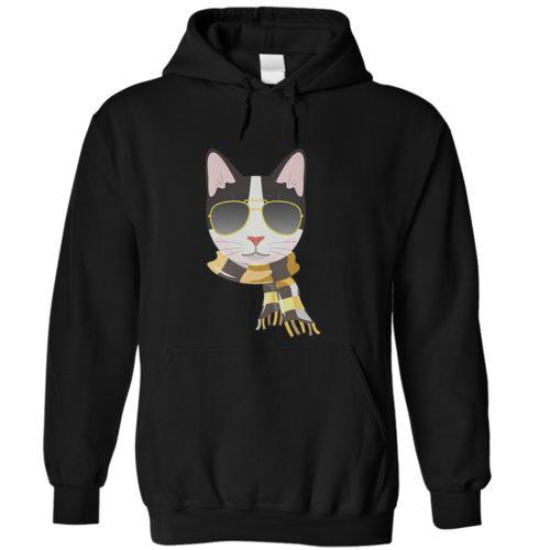 Trendy Cat Hoodie