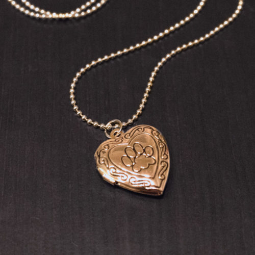 Capture The Memory Locket Necklace