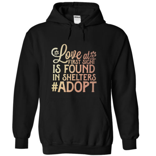Love At First Sight Hoodie