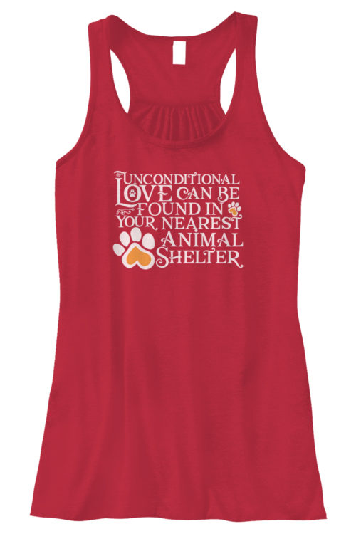 Unconditional Love Bella Fashion Tank