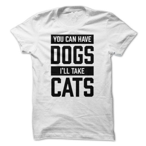 I'll Take Cats