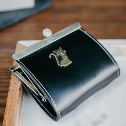 Square Cat Coin Wallet