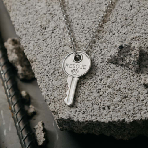 Second Chance Movement™ Necklace - The Key To Giving Shelter Pets a Second Chance At Life
