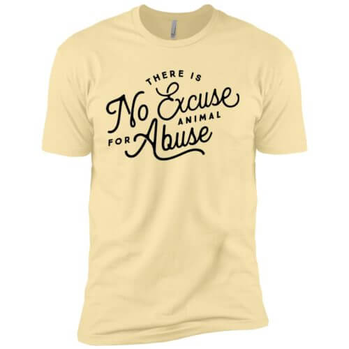 No Excuse For Abuse Premium T-Shirt