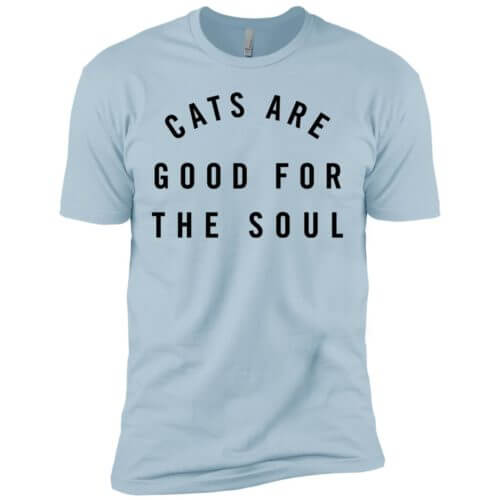 Cats Are Good Premium Tee
