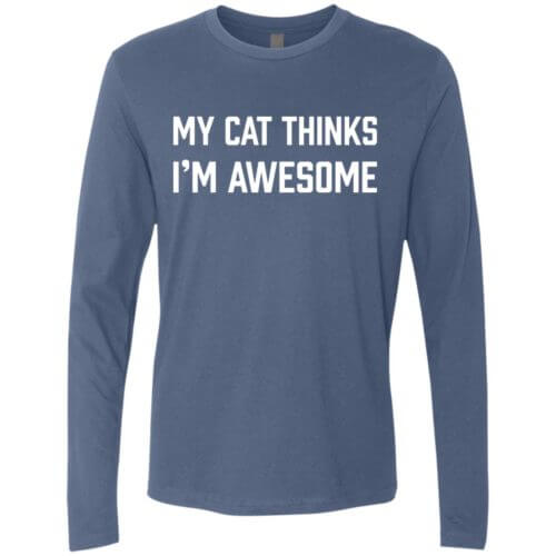 I'm Awesome Premium Long Sleeve Tee