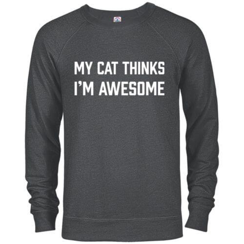 I'm Awesome Premium Crew Neck Sweatshirt