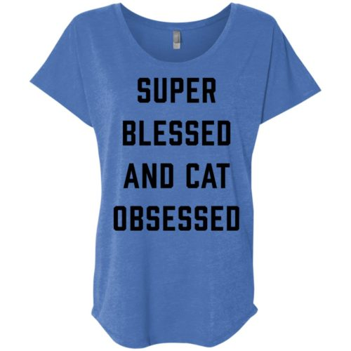 Blessed & Obsessed Slouchy Tee