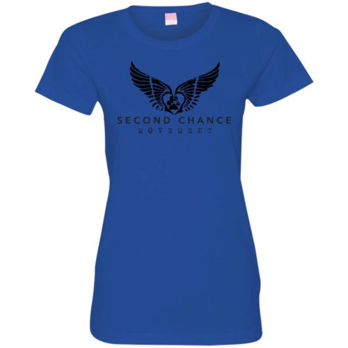 Second Chance Movement Fitted Tee