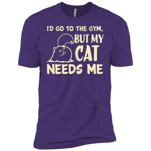 Go To The Gym Premium T-Shirt