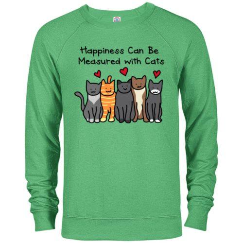 Happiness Premium Crew Neck Sweatshirt