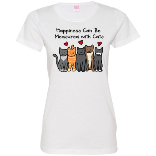 Happiness Fitted Tee