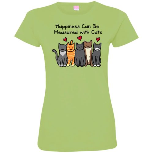 Happiness Ladies' Premium T-Shirt