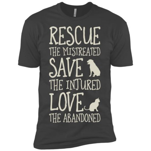 Rescue Them Premium T-Shirt