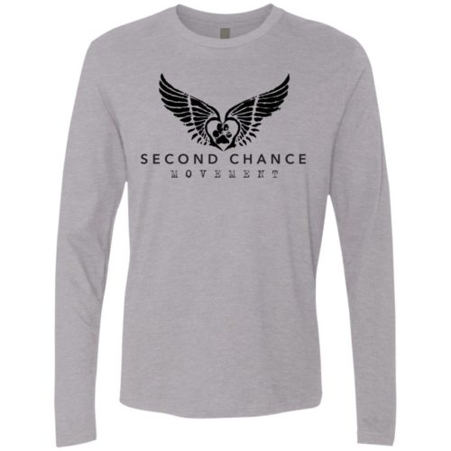 Second Chance Movement Premium Long Sleeve Tee