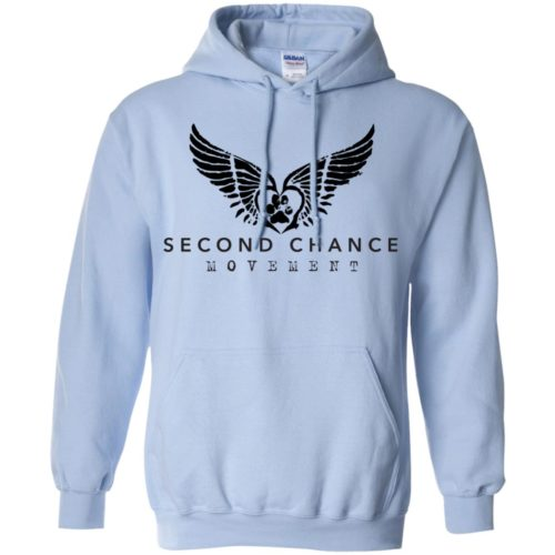 Second Chance Movement Pullover Hoodie