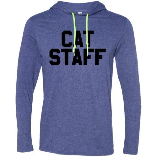 Cat Staff T-Shirt Hoodie