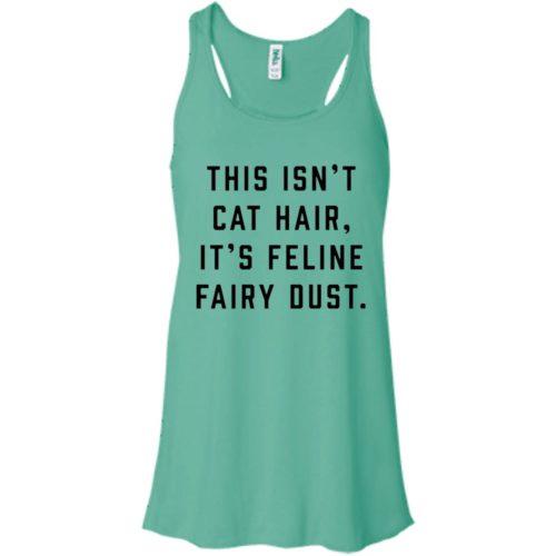 Feline Fairy Dust Flowy Tank