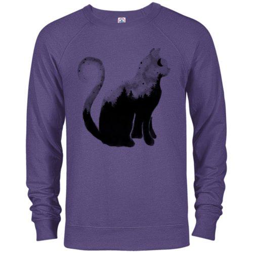 Cat Soul Premium Crew Neck Sweatshirt