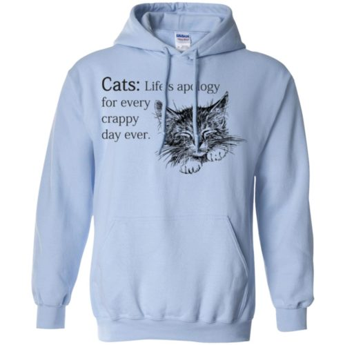 Every Crappy Day Pullover Hoodie