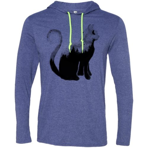 Cat Soul T-Shirt Hoodie