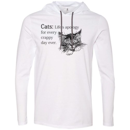 Every Crappy Day T-Shirt Hoodie