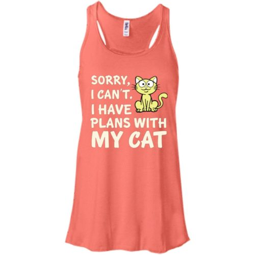 I Have Plans Bella Fashion Tank