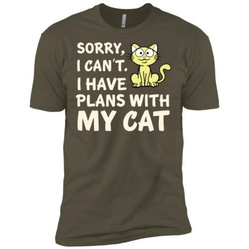 I Have Plans Premium T-Shirt