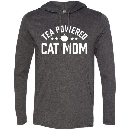 Tea Powered Mom T-Shirt Hoodie