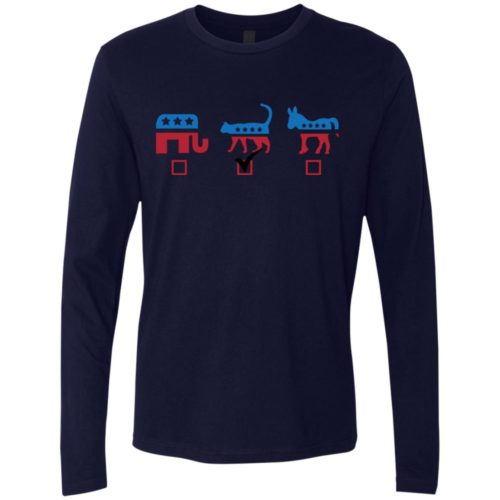 My Vote Premium Long Sleeve Tee